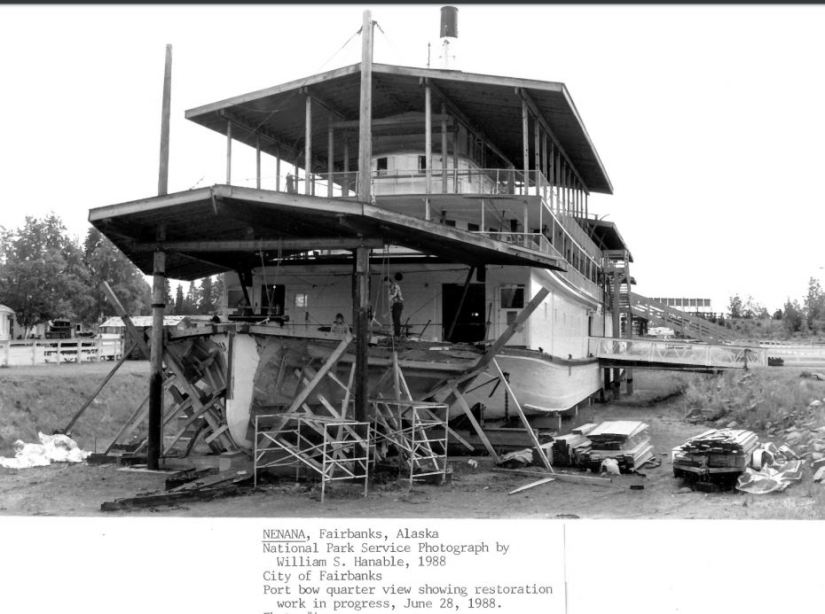 Restoration 1988